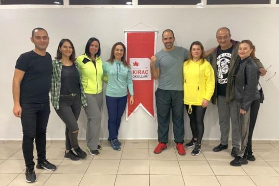 Santi Serratosa Lopez ile Beden Perküsyon Öğretmen Eğitimi