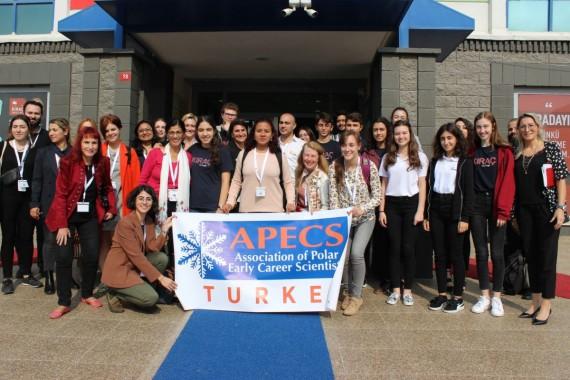 APECS Türkiye'den okulumuzda çalıştay