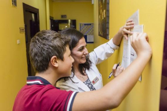 Neden Kıraç Okulları
